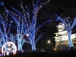 ONちゃん、富山城