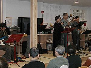201001211モコ&キューブ慰問会