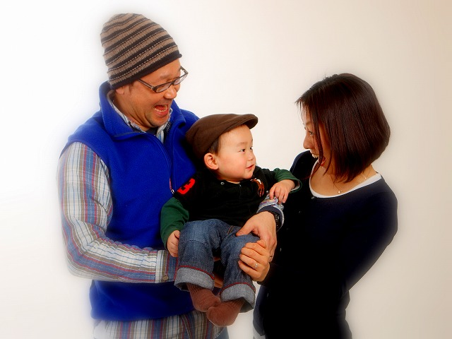 家族写真 記念写真 子供写真 お誕生日 スナップ ハッピー フォト 弘前市
