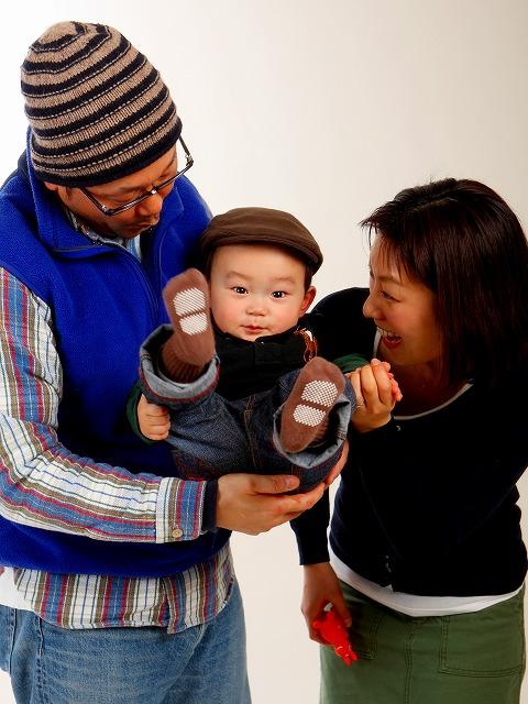子供写真 記念写真 家族写真 弘前市 スナップ ハッピー フォト 写真館
