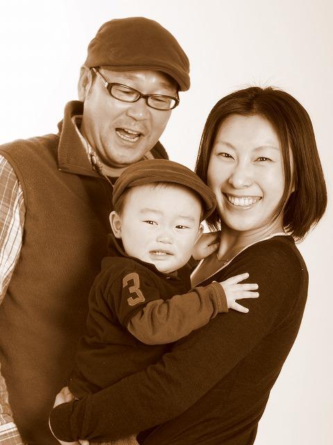 家族写真 子供写真 記念写真 スナップ ハッピー フォト 弘前市 写真館