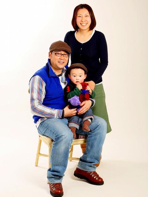 家族写真 弘前市 写真館 スナップ ハッピー フォト 記念撮影