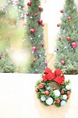 弘前パークホテル クリスマスツリー