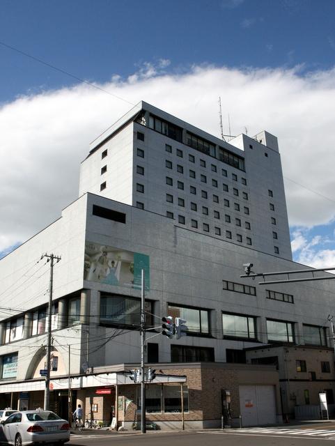 本日は晴天なり。 弘前パークホテル