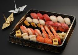 お正月 お寿司