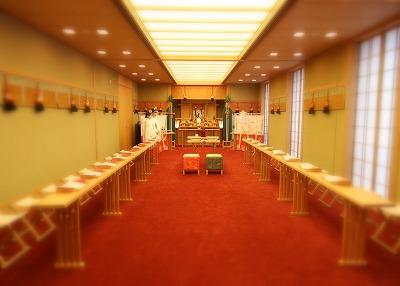 アップルパレス青森 神殿