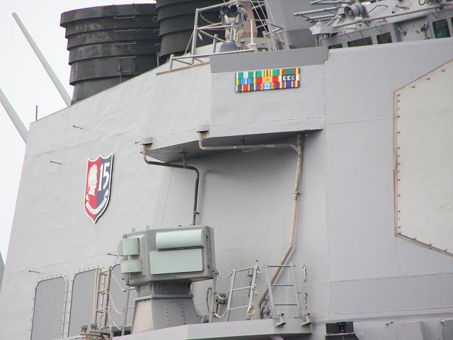 3月26日 青森 出港 米イージス艦 ステザム 写真 スナップ ハッピー フォト