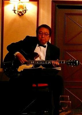 弘前 パーク ホテル ディナーショー 写真 スナップ ハッピー フォト ギター