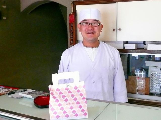 御菓子処 観世 弘前市東長町 和菓子 スナップ ハッピー フォト