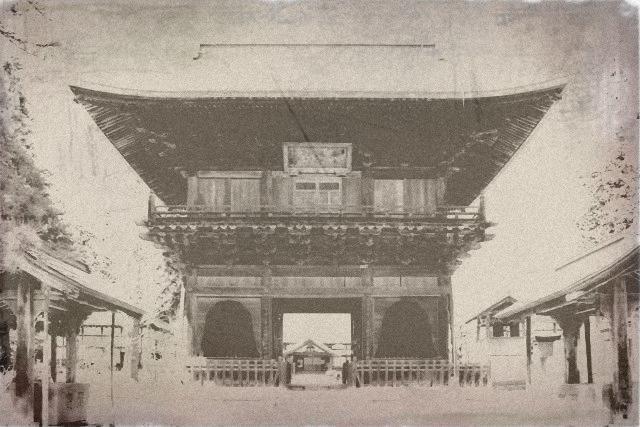 長勝寺 幕末古写真ジェネレータ