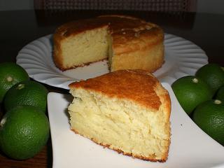 かぼすケーキ