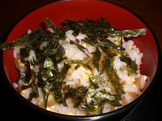 雑穀米寿司