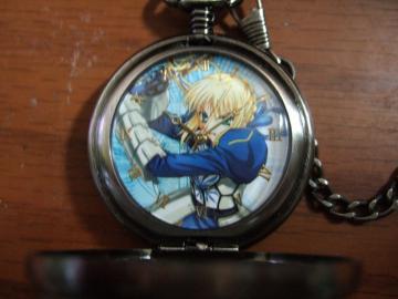 フェイト 懐中時計3