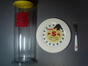 スティッチ スパゲッティー成作セット2