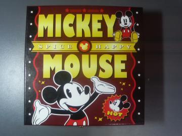 ミッキーマウス お皿セット1