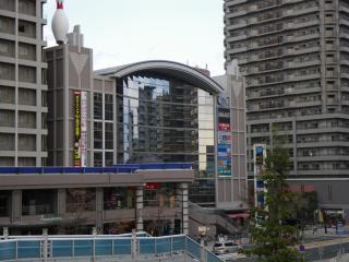 ラウンドワン」JR尼崎駅前店