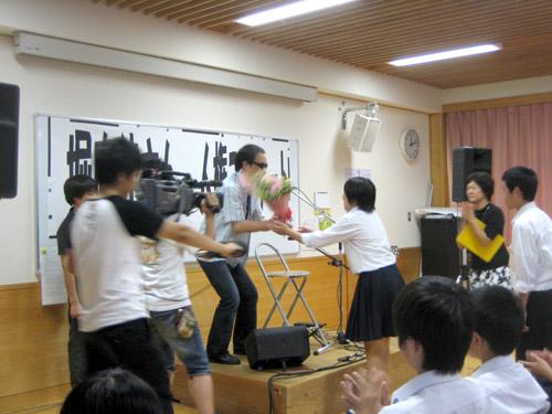 葉山中学校6