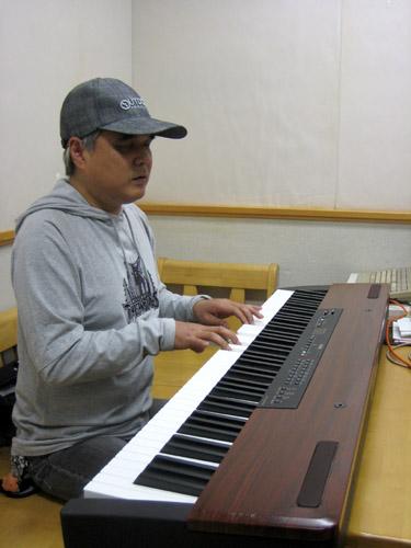 レコーディング3