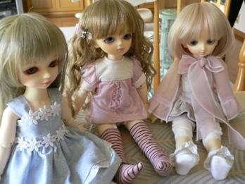 女子3人^。^