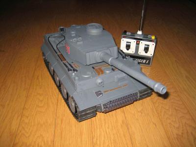 TIGER戦車