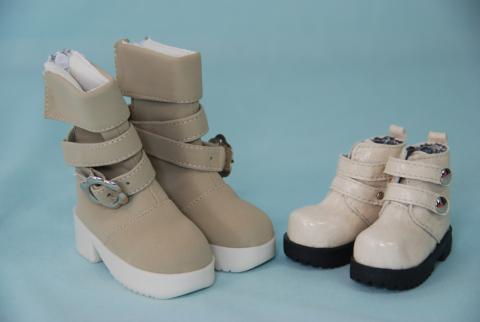 ブーツが2足♪