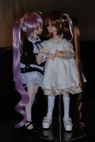 まりもお姉さんトコのキャンディちゃんと♪