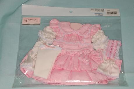 MDD用ピンクドレス