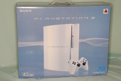 PS3キタ――(゚∀゚)――!!