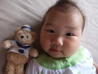 姫ちゃん 4ヶ月
