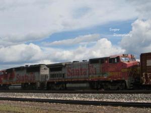 サンタフェ鉄道