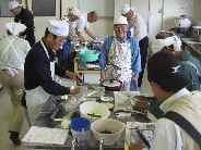 男性料理教室3