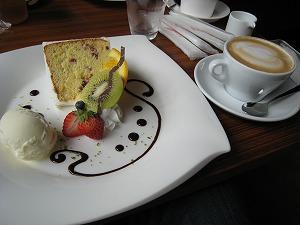 カフェ ラ・ミールのケーキ