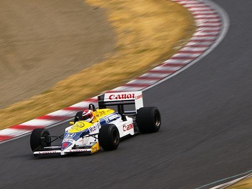 ウィリアムズ・ホンダ FW11