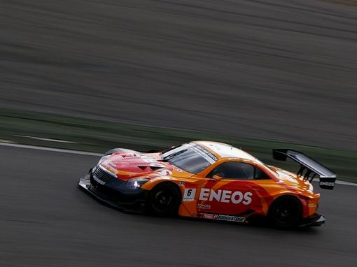 ENEOS TOYOTA Team LeMans ENEOS SC430 伊藤大輔/ビヨン・ビルドハイム組