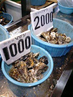 牡蠣祭り♪