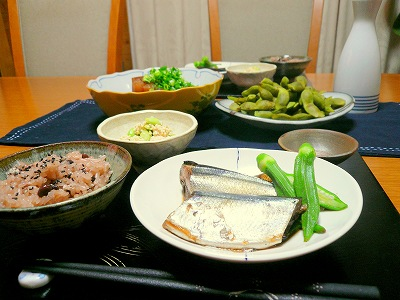 081020夕食