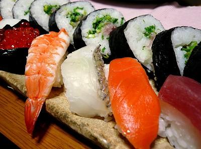 081108お寿司