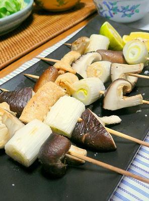 081120串焼き野菜