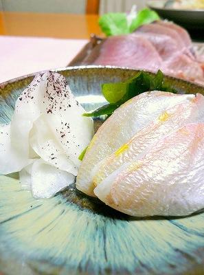 081205蕪の甘酢漬けと小鯛の笹漬け