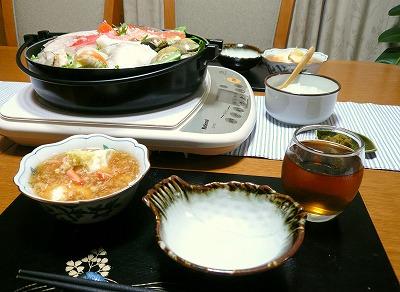 090107夕食