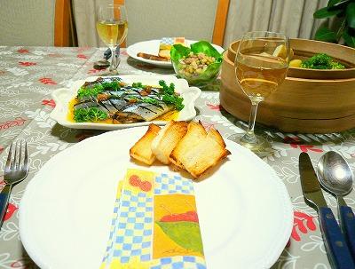 090111夕食