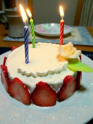 090120バースデーケーキ