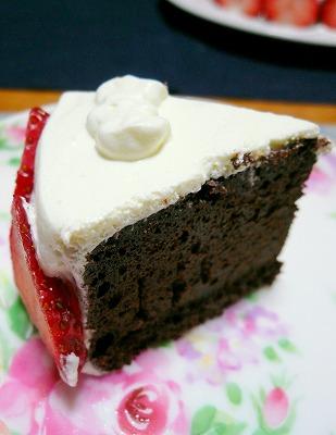 090120チョコケーキ