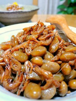 090128えび豆
