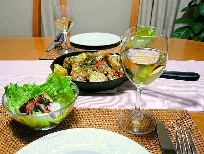 090123夕食