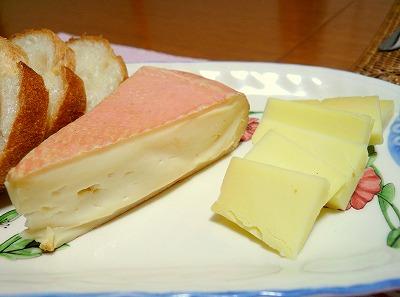 090130チーズとパン