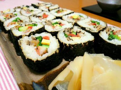 090203巻き寿司