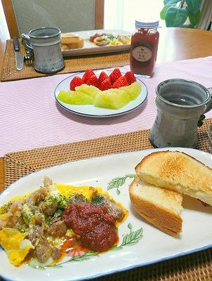 090221朝食