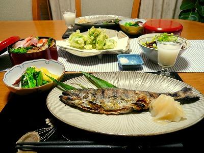 090303夕食