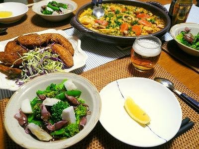 090304夕食